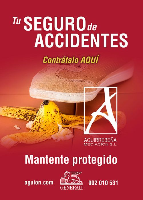 Seguros de accidentes