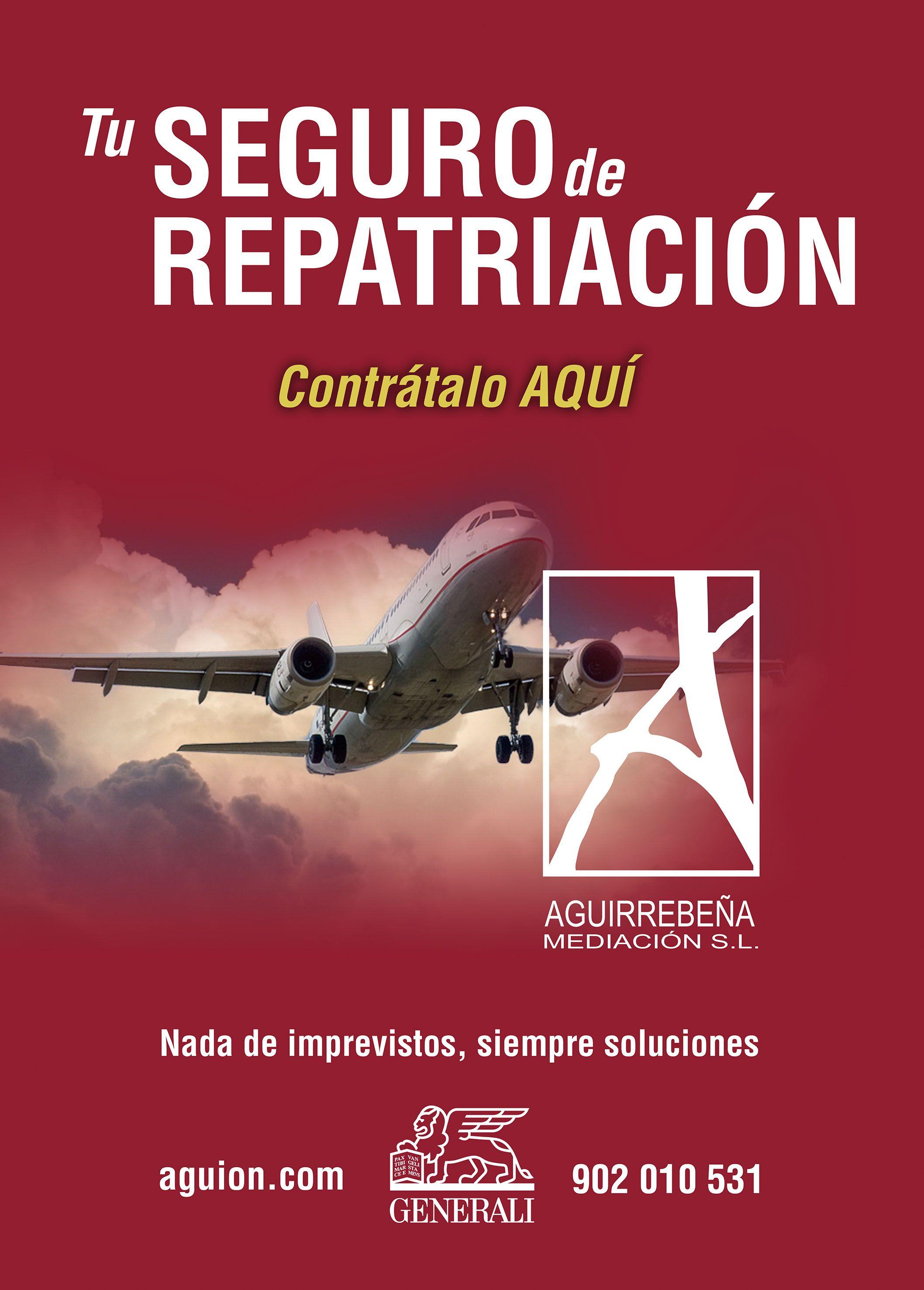 Seguros de repatriación