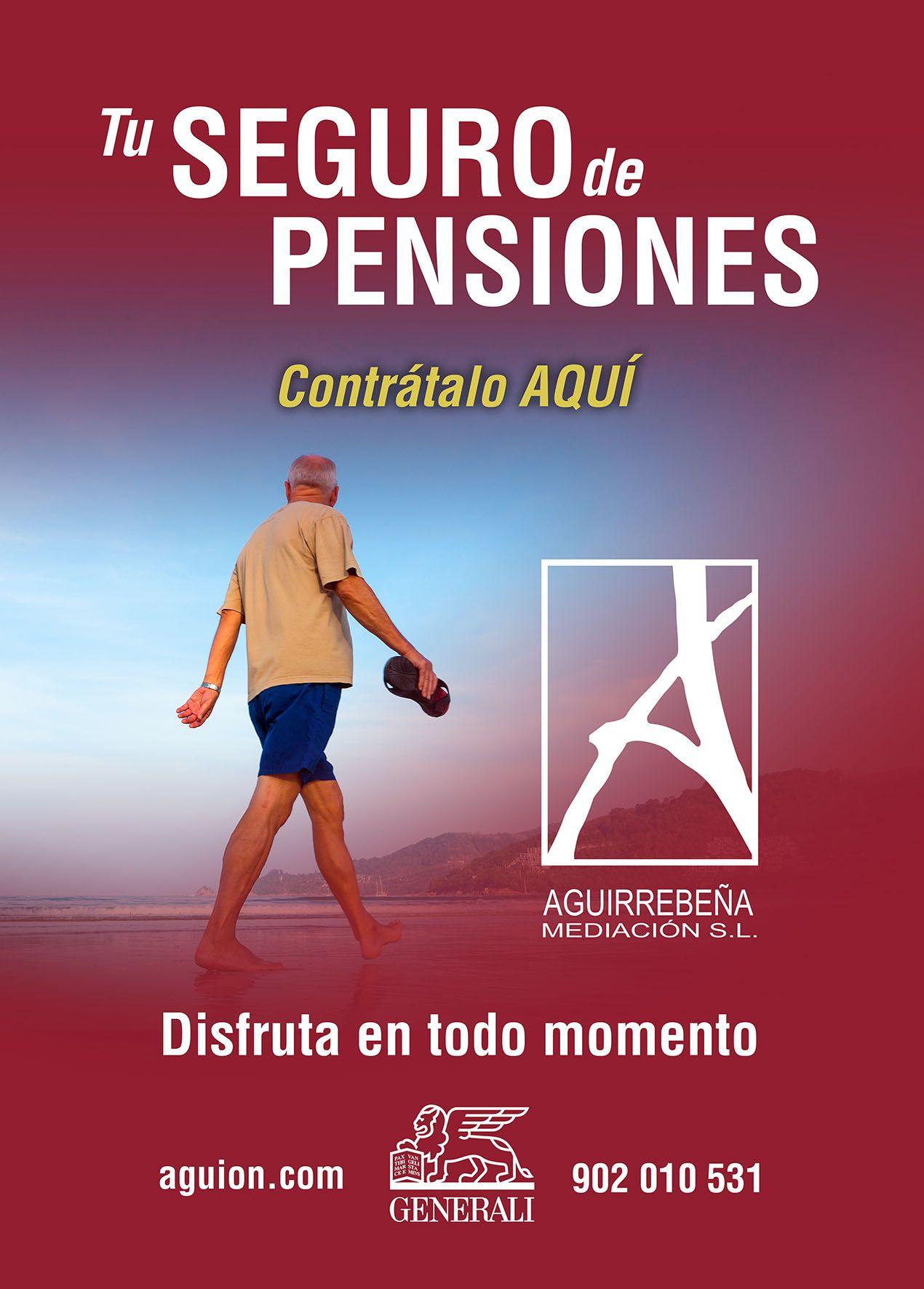 Seguros de pensiones