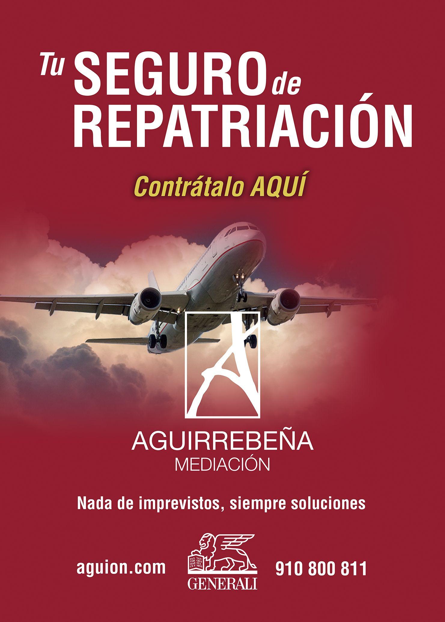 seguros de repatriación baratos