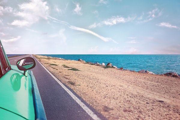 conducir seguro el coche en verano